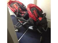 Child pushchair
