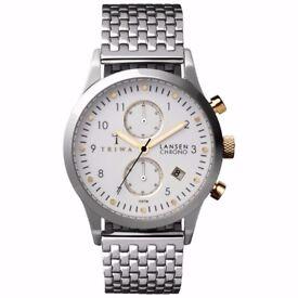 Triwa Stainless Steel watch - Bargain!