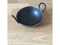 Kadhai/Cooking Utensils/Pots & Pans/Iron pan/Iron Karahi/saucepan