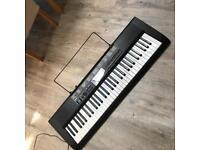 Casio electronic music keyboard