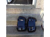 Fiat Ducato Millenco Mirror Protectors