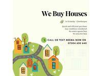 We Buy Houses In Grimsby - Cleethorpes