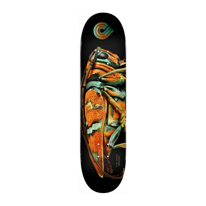 "Powell Peralta Skateboard Deck Biss Jewel Beetle 9.0"" x 32.95"""