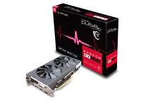 SAPPHIRE Pulse Radeon RX 580 4G GDDR5 Dual HDMI/DVI-D/Dual DP Graphics Card