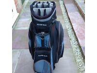 Golf Bag. Numerous Pockets plus golf club divider for full set of clubs