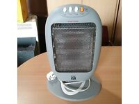 DR W 400w halogen heater