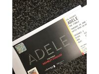 1x Adele ticket Wembley Stadium