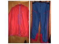 Dynafit Beast Gore-tex jacket and pants, XXL