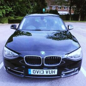 BMW 1 SERIES 1.6 114i Sport Sports Hatch 3dr New Tyres & Pads, Free service