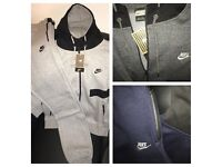 Men's Nike Tracksuit - Full set - 3 colours - Joggers and Hoodies