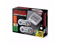 SNES Classic Mini: Super Nintendo Entertainment System (Grey) (Console) UK