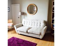 1 bedroom flat Cannonmills/Broughton available 1st week of September, furnished