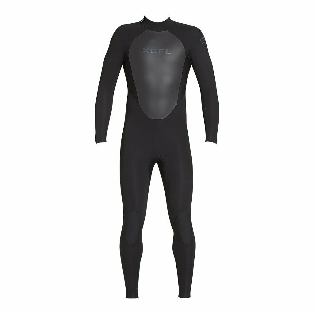 NEW XCEL 5/4/3mm Full Wetsuit, MG054305, Black.