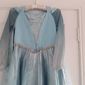 FROZEN Light Up Dress ***NEVER WORN*** Age 10yrs Cost £200