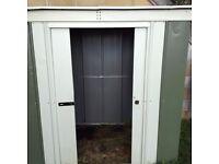 metal shed 6x4