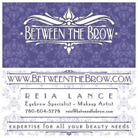 Eyebrow Specialist and Makeup Artist Reia Lance