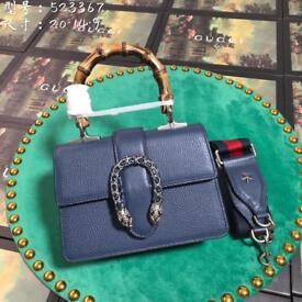 New Gucci Dionysus medium top handle bag