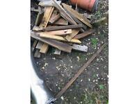 Free wood / Fire wood