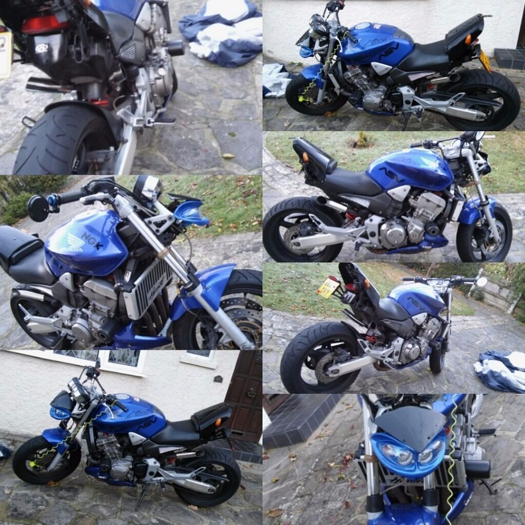 HONDA HORNET 900 STREET FIGHTER
