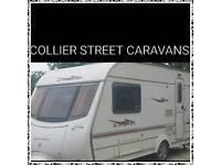 2005 coachman amara 450/ 2 berth caravan