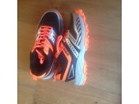Grays hockey trainers size 4 also high top trainers