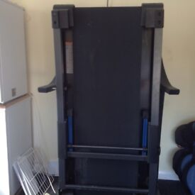 Pro form 990 space saver treadmill