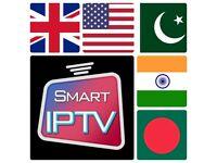 Smart IPTV, Firestick, Android TV, Mag, Nvidia Shield, Zgemma, Apple, Samsung, LG, Sony, Free Trial