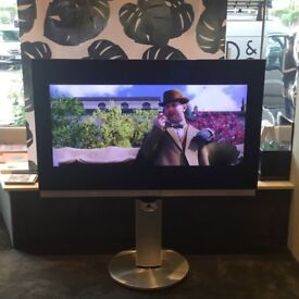 BANG AND OLUFSEN BEOVISION 7 WITH BEOLAB 7.4 AND BEO4 REMOTE PLEASE CALL 07707119599