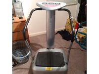 Marcy Poure Femme vibro vibration fitness plate machine