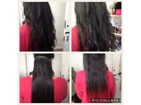 HAIR EXTENSIONS BY AMIRA Mobile Hair Extensions