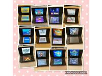Nintendo dsi XL console with 300 games