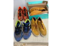 Boys trainers and football boots UK 5 / 6