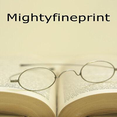 mightyfineprint
