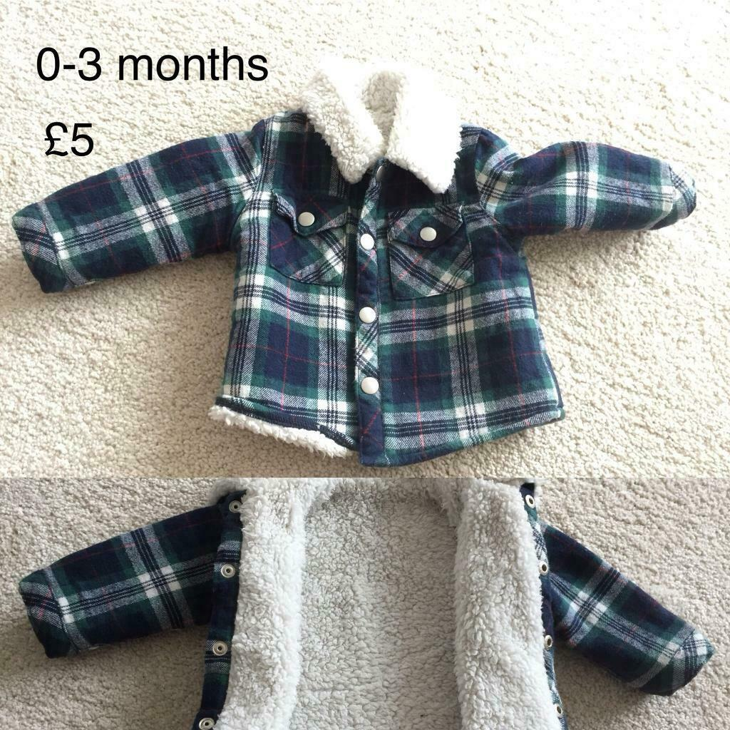 cef7f93cc8fa 0-3 month baby boy clothes | in Christchurch, Dorset | Gumtree