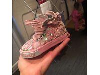 Lelli Kelli high top shoes