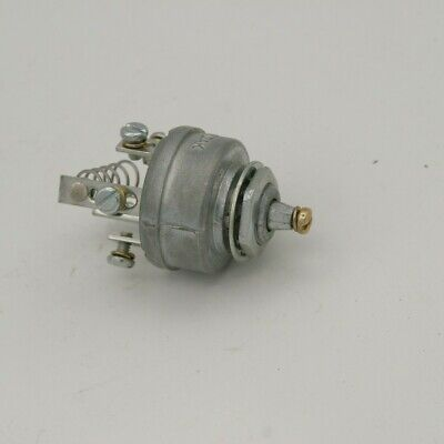 Ignition Light Switch 6 Volt International A C Cub Loboy M Wd6 300 330 450 560