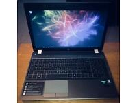 HP Probook 4535s Laptop - AMD Quad CPU - 500GB HDD - 8GB RAM - WIN10 - Office