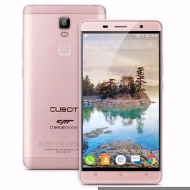 "5.5"" Cubot Cheetah Android 6.0 4G 1.5GHz 3GB 32GB Touch ID Mobile Phone"