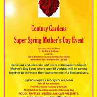 Mother's day Craft Show May 7th 340 Vodden blvd in Brampton
