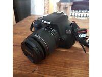 Canon 1200d dslr camera