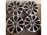 Nissan juke alloy wheels x4 *GREAT CONDITION*