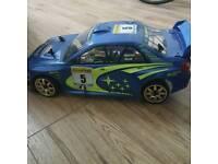Subaru car.