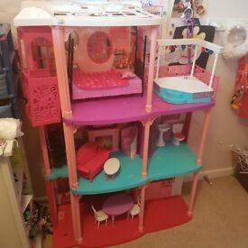 Barbie House for sale