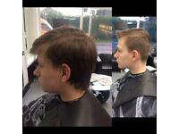 Learning barbering skills/ Birmingham