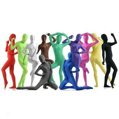 Popular Creative Full Body Spandex Skin Suit Party Zentai Costumes S-XXL