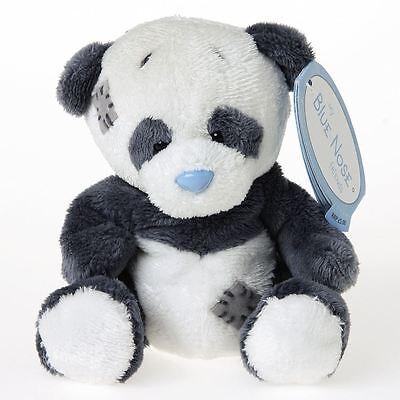 "4"" My Blue Nose Friends Binky the Panda No. 6 - Plush Soft Toy"