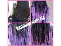 Hair Extensions, Weaves, Micro Rings, LA Weave, Box Braids, Crochet Weave in Liverpool