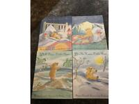 Bear books x 4