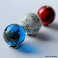 Planet Earth,the Moon & Mars Bicchiere Marmo Collezione Astronomia - astro - ebay.it