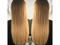 Micro ring and prebonded hair extensions fittings Hull